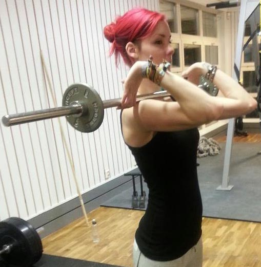 Musklerna och nervsystemet